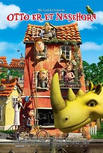 Otto, O Rinoceronte - Poster / Capa / Cartaz - Oficial 1