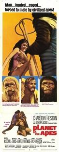 O Planeta dos Macacos - Poster / Capa / Cartaz - Oficial 7