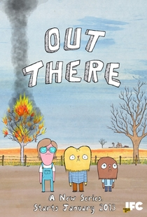 Out There - Poster / Capa / Cartaz - Oficial 1