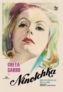 Ninotchka - Poster / Capa / Cartaz - Oficial 1