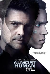 Almost Human (1ª Temporada) - Poster / Capa / Cartaz - Oficial 3