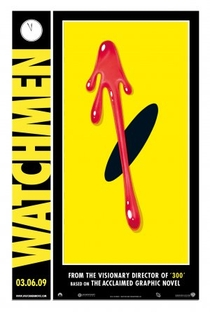 Watchmen: O Filme - Poster / Capa / Cartaz - Oficial 15