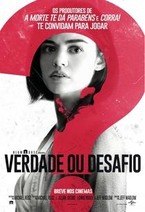 Verdade ou Desafio - Poster / Capa / Cartaz - Oficial 2