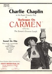 Os Amores de Carmen - Poster / Capa / Cartaz - Oficial 2
