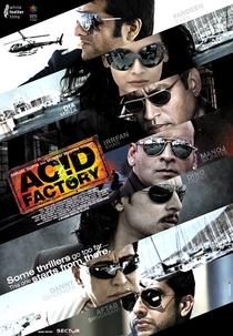 Acid Factory - Poster / Capa / Cartaz - Oficial 2