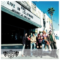 RBD: Live in Hollywood - Poster / Capa / Cartaz - Oficial 2