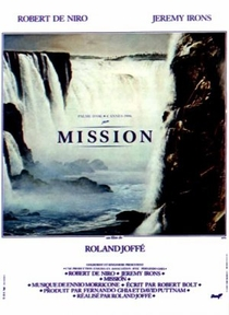 A Missão - Poster / Capa / Cartaz - Oficial 1