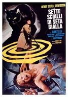 Os Crimes do Gato Preto (Sette scialli di seta gialla)