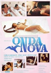 Onda Nova - Poster / Capa / Cartaz - Oficial 1