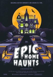 Epic Home Haunts - Poster / Capa / Cartaz - Oficial 1