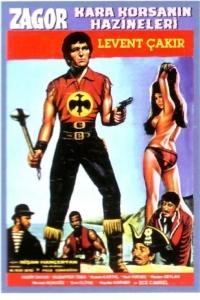 Zagor - o tesouro do capitão negro - Poster / Capa / Cartaz - Oficial 1