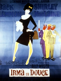 Irma La Douce - Poster / Capa / Cartaz - Oficial 5