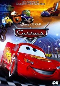 Carros - Poster / Capa / Cartaz - Oficial 6
