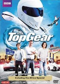 Top Gear (UK) (19ª Temporada) - Poster / Capa / Cartaz - Oficial 1