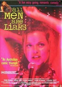 Todos Os Homens São Mentirosos - Poster / Capa / Cartaz - Oficial 1