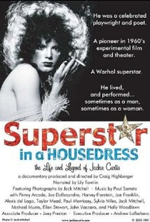 Superstar in a Housedress - Poster / Capa / Cartaz - Oficial 1