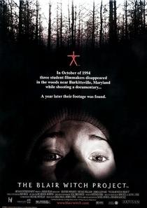 A Bruxa de Blair - Poster / Capa / Cartaz - Oficial 1