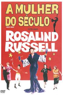 A Mulher do Século - Poster / Capa / Cartaz - Oficial 3