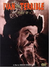 Ivan, o Terrível - Parte II - Poster / Capa / Cartaz - Oficial 2