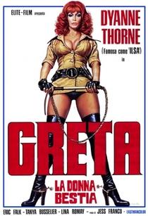 Ilsa - The Wicked Warden - Poster / Capa / Cartaz - Oficial 3