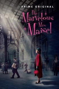 The Marvelous Mrs. Maisel (2ª Temporada) - Poster / Capa / Cartaz - Oficial 1
