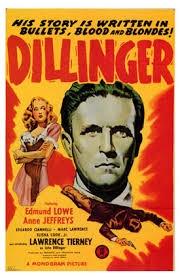 Dillinger - Poster / Capa / Cartaz - Oficial 1