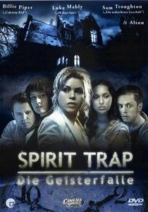A Armadilha dos Espíritos - Poster / Capa / Cartaz - Oficial 6