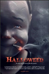 Halloweed - Poster / Capa / Cartaz - Oficial 1
