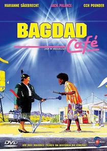 Bagdad Café - Poster / Capa / Cartaz - Oficial 1