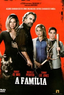 A Família - Poster / Capa / Cartaz - Oficial 8