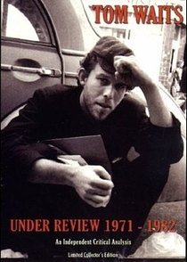 Tom Waits - Under Review: 1971-1982 - Poster / Capa / Cartaz - Oficial 1