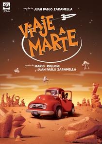 Viagem à Marte - Poster / Capa / Cartaz - Oficial 1