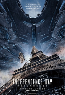 Independence Day‬: O Ressurgimento - Poster / Capa / Cartaz - Oficial 6