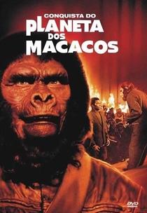 Conquista do Planeta dos Macacos - Poster / Capa / Cartaz - Oficial 1