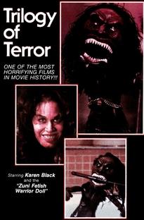 Trilogia do Terror - Poster / Capa / Cartaz - Oficial 3