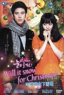 Will it Snow for Christmas? - Poster / Capa / Cartaz - Oficial 5