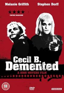 Cecil Bem Demente - Poster / Capa / Cartaz - Oficial 3