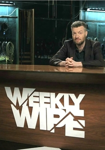 Charlie Brooker's Weekly Wipe (3ª Temporada)  - Poster / Capa / Cartaz - Oficial 1