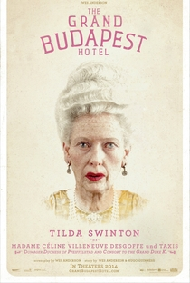 O Grande Hotel Budapeste - Poster / Capa / Cartaz - Oficial 17