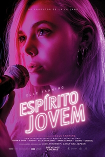 Espírito Jovem - Poster / Capa / Cartaz - Oficial 3