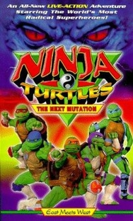 Ninja Turtles: The Next Mutation (1ª Temporada) - Poster / Capa / Cartaz - Oficial 2