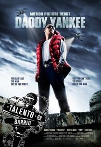 Talento de Barrio - Poster / Capa / Cartaz - Oficial 1