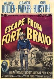 A Fera do Forte Bravo - Poster / Capa / Cartaz - Oficial 2