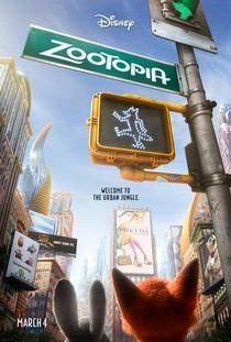 Zootopia: Essa Cidade é o Bicho - Poster / Capa / Cartaz - Oficial 8