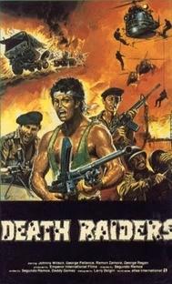 Comando da Morte - Poster / Capa / Cartaz - Oficial 2