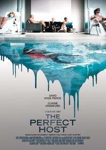 O Anfitrião Perfeito - Poster / Capa / Cartaz - Oficial 1
