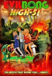 Evil Bong: High 5 - Poster / Capa / Cartaz - Oficial 1