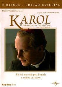 Karol: O Homem que se Tornou Papa - Poster / Capa / Cartaz - Oficial 4