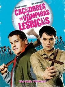 Matadores de Vampiras Lésbicas - Poster / Capa / Cartaz - Oficial 4