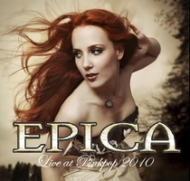 Epica Live at Pinkpop 2010 - Poster / Capa / Cartaz - Oficial 1